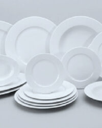 Fahnenteller Tellerserie NINA plates