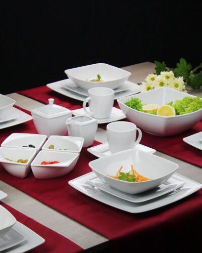 Bowl Müsli VICTORIA gedeckter Tisch