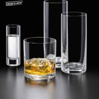Glasübersicht über die Glasserie STELLAR
