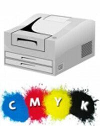 keramischer Toner Digitaldrucker für Nassschiebebilder