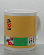 Thermosublimation flaechige Farben