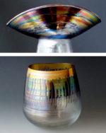 Beispiele Lüster auf Glas ©Düsterhaus