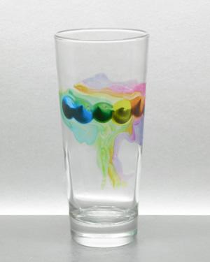 Glas Umlaufmotiv Xpression Niedertemperatur Nasschiebebilder