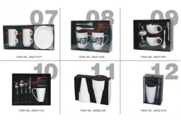 China Projekte Teesets Kaffeesets Porzellan