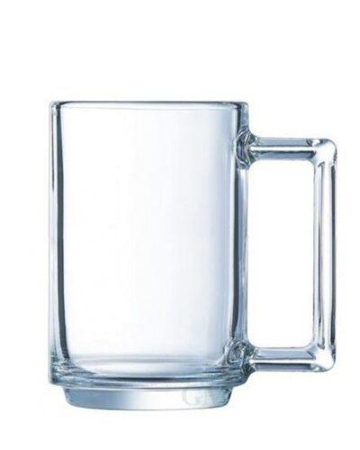 Glasbecher a la bonne heure Glühweintasse