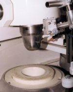 Produktion Porzellan Rollermaschine
