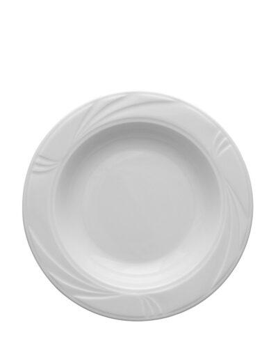 ARCADIA Porzellan Suppenteller rund