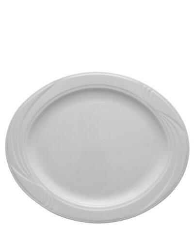ARCADIA Porzellanplatte oval