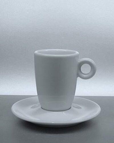 DEGUSTA Espresso mit rundem Unterteller