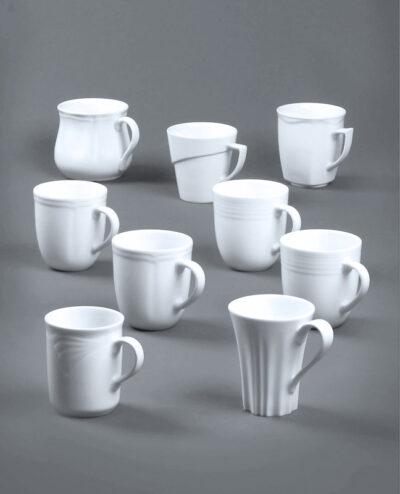 Tassen Becher Sonderformen 1
