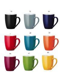 Becher ESTER 30cl verschiedene Farben