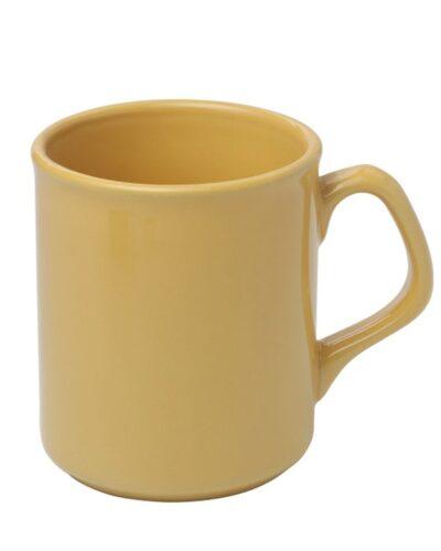 Becher SPARTA 32cl Farbtasse gelb