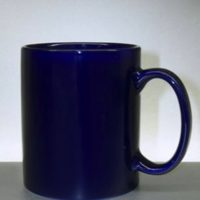 Becher STANDARD kobaltblau -100010K