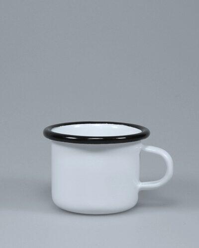 Emaille Espressotasse Emailespressotasse