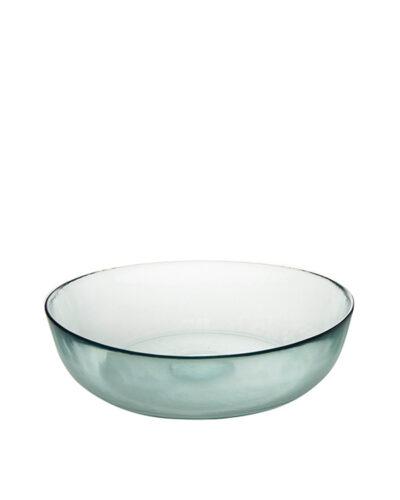 Glasbowl Glasschüssel Recyclingglas-7530