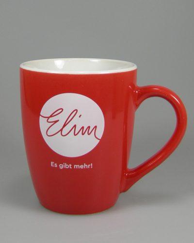 Becher Ellen Keramik mit Logo bedruckt