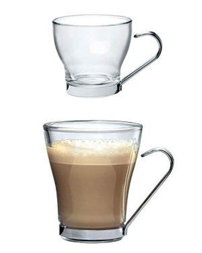 Espressoglas Cappuccinoglas OSLO