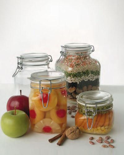 PRIMIZIE Aufbewahrungsglas Storage Einmachglas