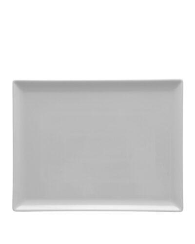 Porzellanplatte_Porzellanteller_rechteckig_SanMarino_31x24cm