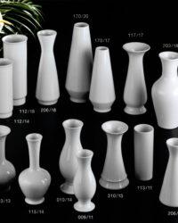 Seite 06- Porzellanvasen- Gastrovasen- Tischvasen