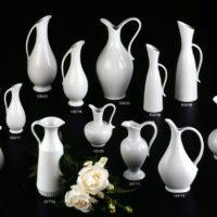 Seite 08- Porzellanvasen- Henkelvasen- Blumenvasen