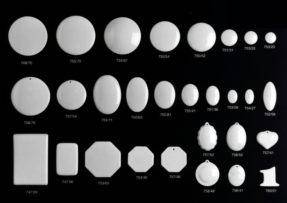 Seite 21 Porzellanplättchen Porzellananhänger