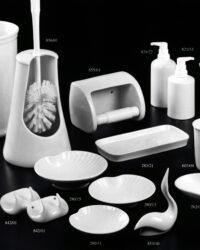 Seite 32- Tischabfall- Porzellanhaken- Schmuckhalter