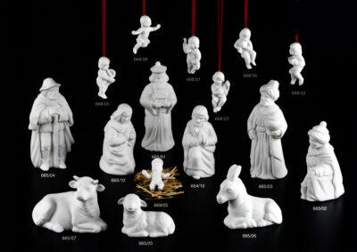 Seite 42- Weihnachtsporzellan- Krippefiguren-XMAS