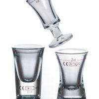 Shotglas-Stamper-Schnapsglas
