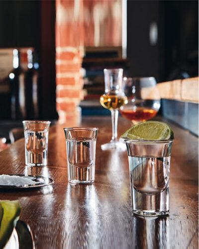Shotglas Stamper Likör Liqueur Spirits Schnapsglas
