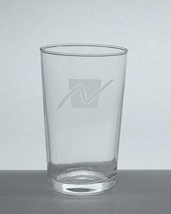 Aetzweissdruck Logodirektdruck auf Glas