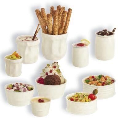 Appetizer, Amuse Gueule, Fingerfood, TrendFood, Gruss aus der Küche, Porzellan