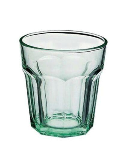 durchgefärbtes Grünglas green glass