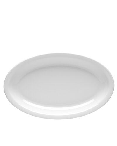 MILANO - Beilagenplatte oval Coupform