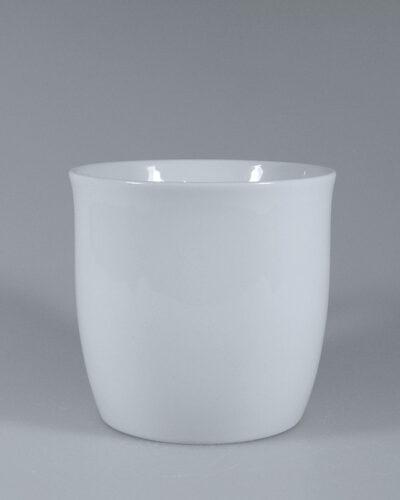 Porzellan Tasse Becher ANDY ohne Henkel
