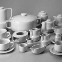 Praktik Porzellangeschirr Geschirr Porzellanservice Übersicht