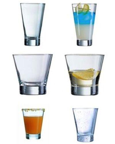 SHETLAND Glasserie Formen Arcoroc