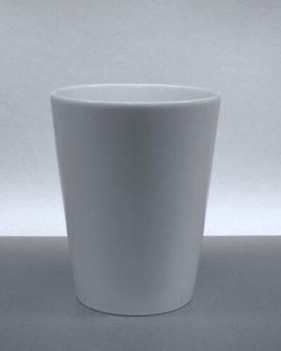 White Generation Porzellanbecher ohne Henkel