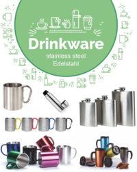 Drinkware Edelstahl Isolierbecher
