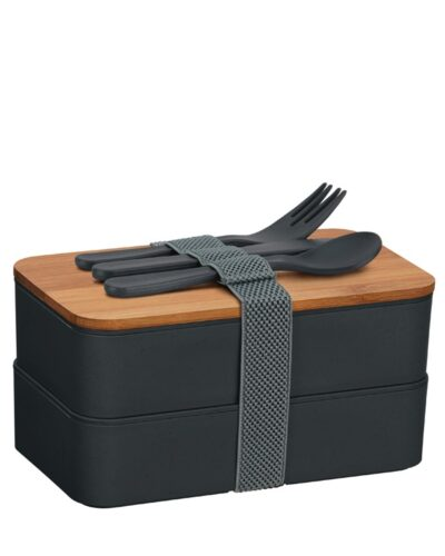 nachaltige Lunchbox Doppeldose