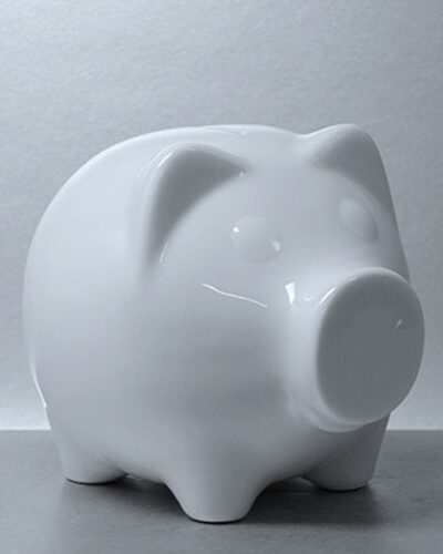 Porzellansparschwein GERDI 12cm K50710