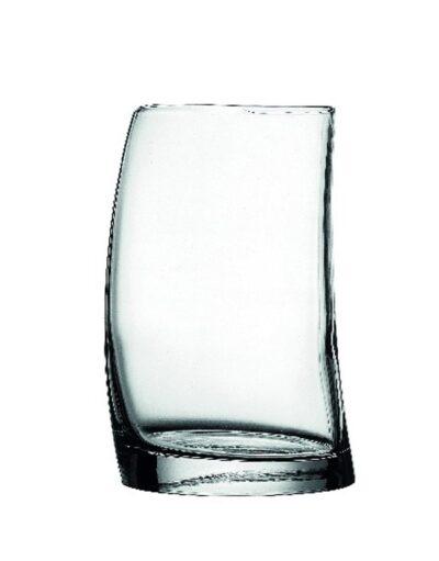 PENGUEN_gebogenes-schraeges_Longdrinkglas
