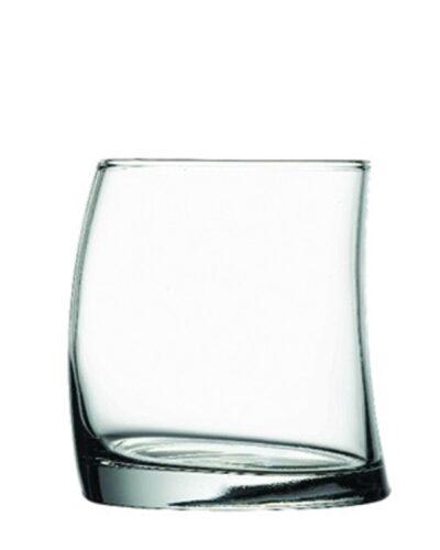 PENGUEN_gebogenes-schraeges_Whiskyglas