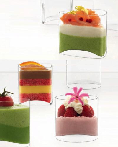 PDF Appetizer Glas, Trend Food