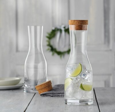 Karaffe mit Glas Set -LIBERA