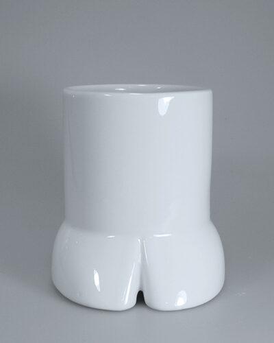 Fertige Porzellantasse nach Vorgabe