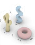 3D Modelle der Streuer