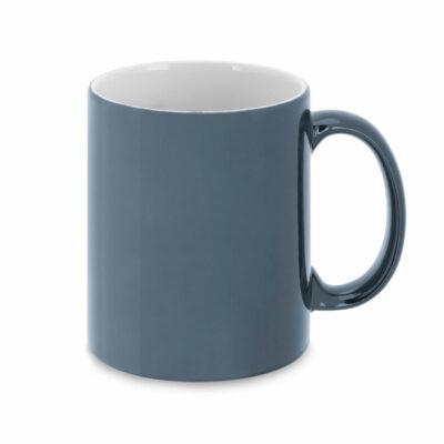 Farbtasse FANNI metalic blau