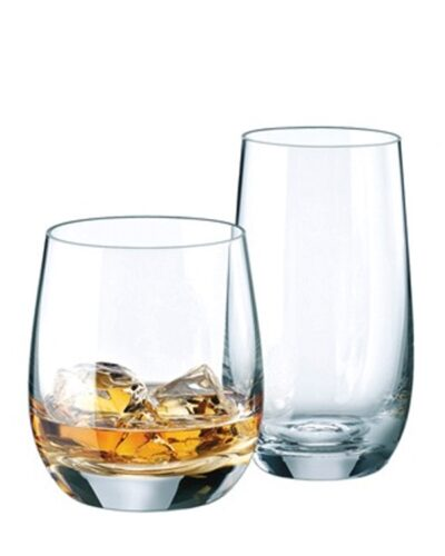 Glasserie LUNAR Tinkgläser Tumbler