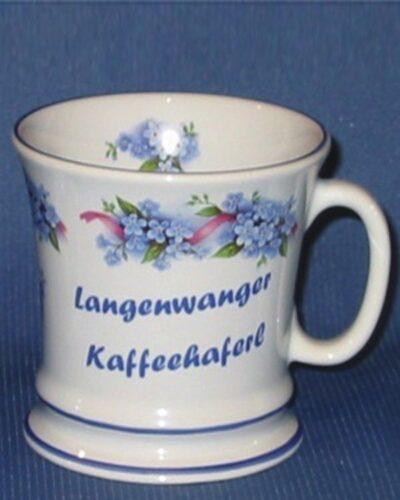Vater Tasse, Vater Becher, Kaffee Haferl bedruckt